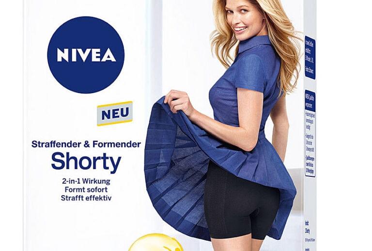 Beauty-Test: Straffender & formender Shorty von Nivea