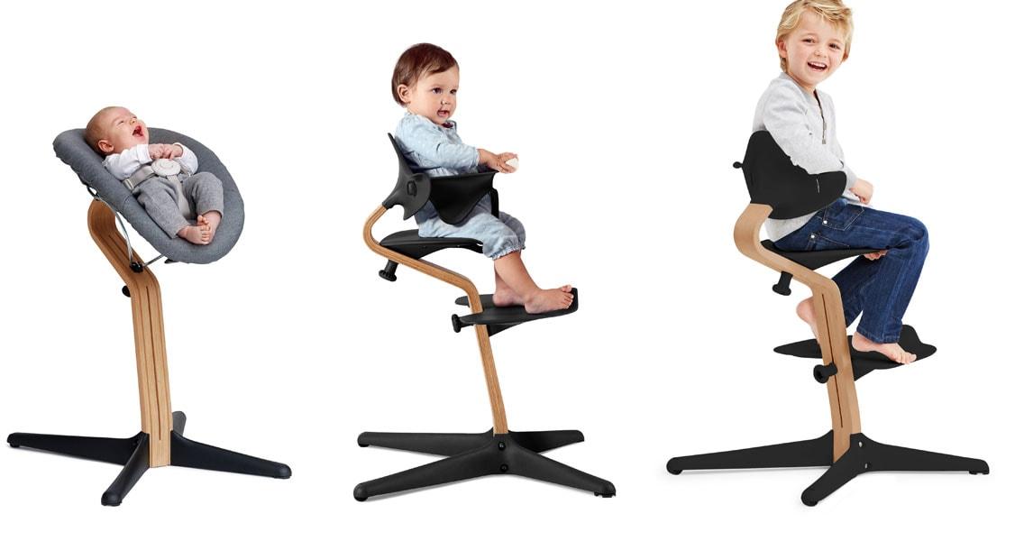 Wir haben den innovativen Kinderhochstuhl für dich getestet.