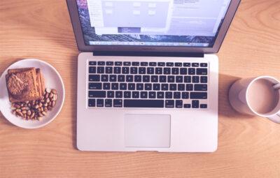 Auch im Büro kann man sich gesund ernähren
