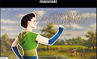 Green Fashion Online Shop Maronski