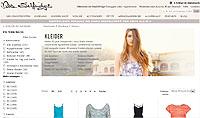 Online Shop Miss Selffridge