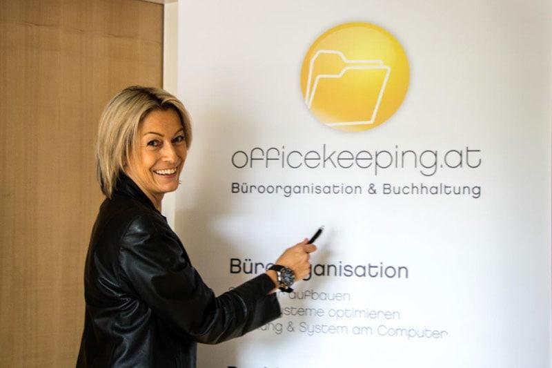 Gesucht - gefunden: Ordnungscoach Marion Perkonigg