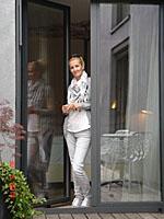 Hotelzimmer im Hotel Schwanen; © women30plus/Heike Wallner