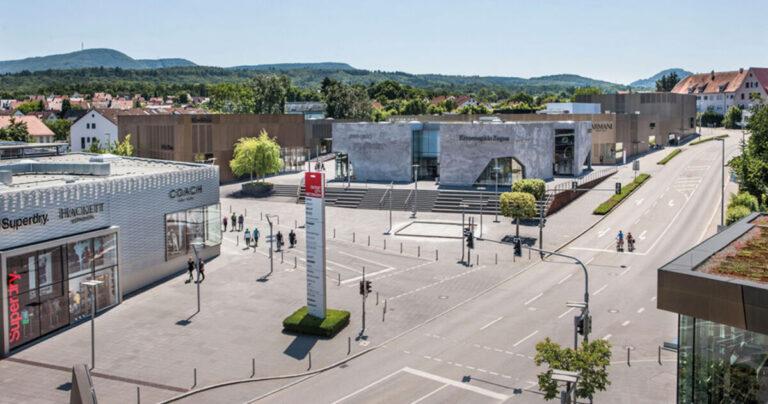 Outletcity Metzingen – Shoppingvergnügen der Superlative
