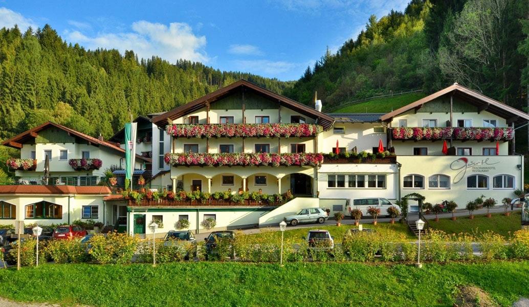 Urlaub im Panoramahotel Gürtl in Haus im Ennstal