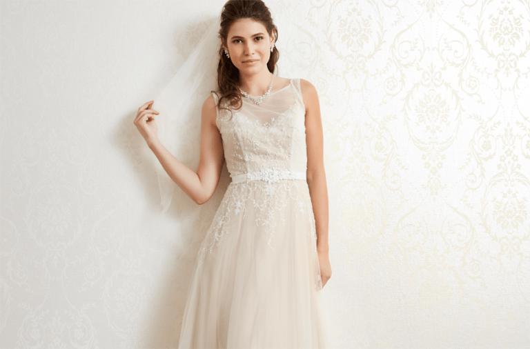 Hochzeit: die schönsten Brautkleider III