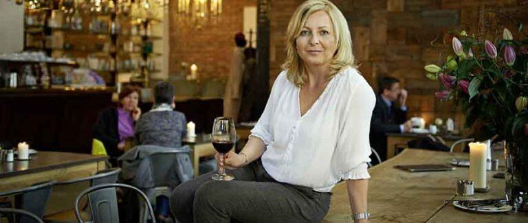 Unternehmerinnen-Porträt Susanne Pauli