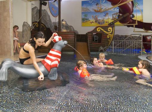 Kinderschwimmbereich im Peternhof