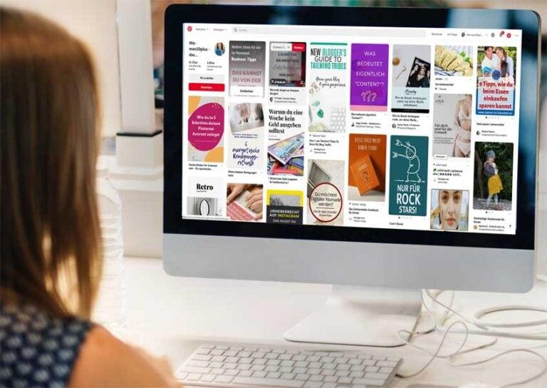 Pinterest für dein Business