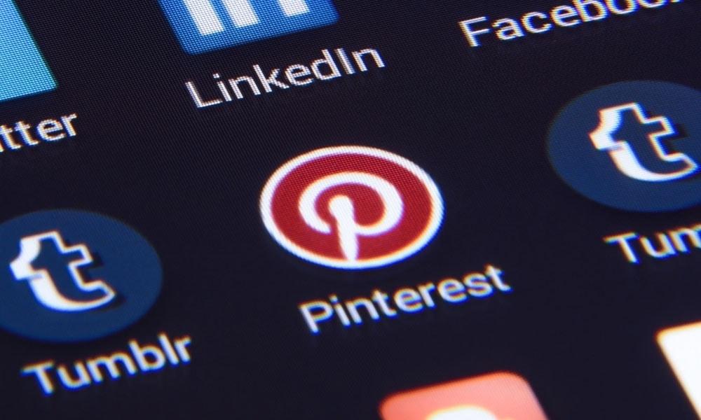 Warum du Pinterest in deinem Social-Media-Mix nicht vernachlässigen solltest