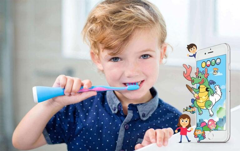 Playbrush– die spielerische Alternative des Zähneputzens im Women30plus Test