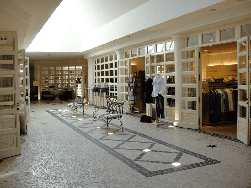 Passage im Posthotel Achenkirch