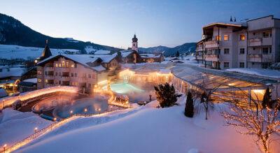 Luxus pur im Posthotel Achenkirch