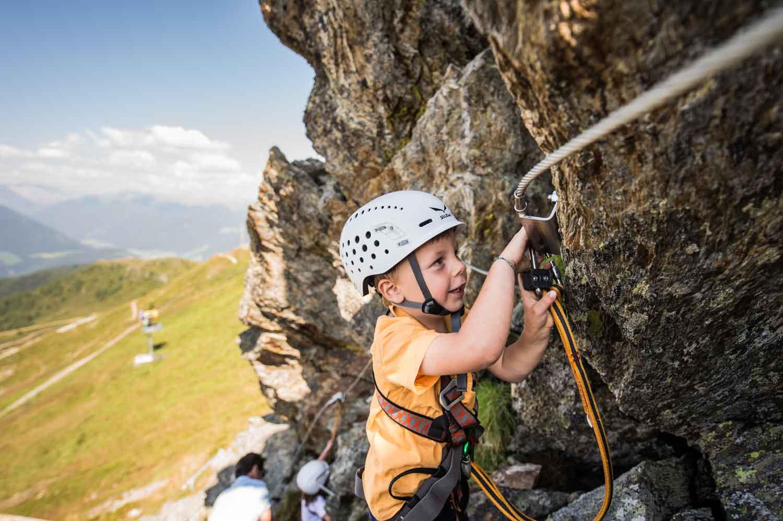 Kletterparcour