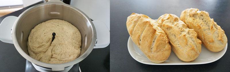 Resches Frühstücksgebäck © Heike Wallner