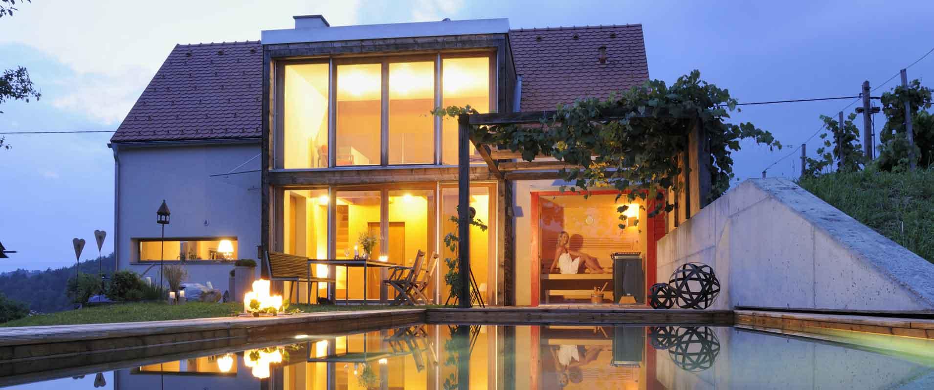 Ferienhäuser PURESLeben in der Südsteiermark