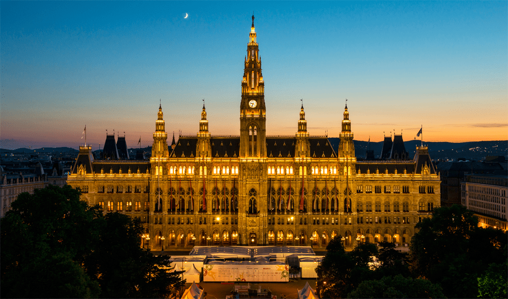 Wien ist immer schön, besonders im Advent