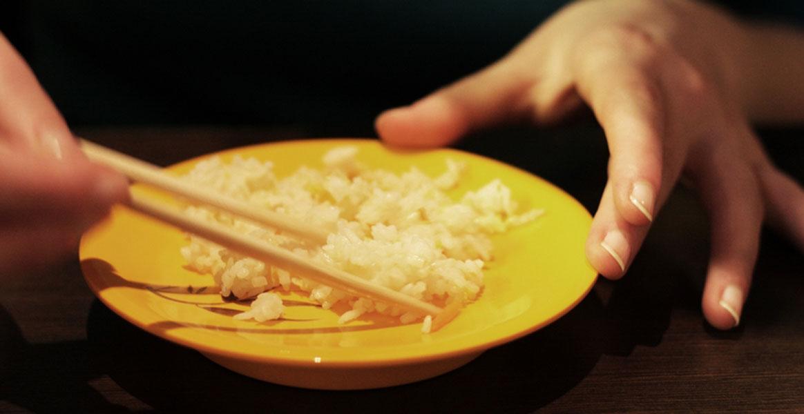Entschlacken mit Reis