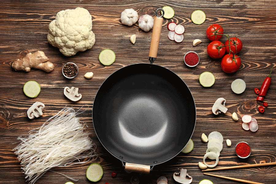 Rezept für Reisnudelsalat