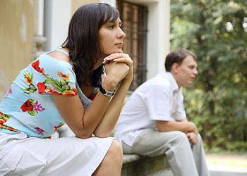 Scheidung: wie verhalte ich mich richtig?; © Olga Ekaterincheva - Fotolia.com