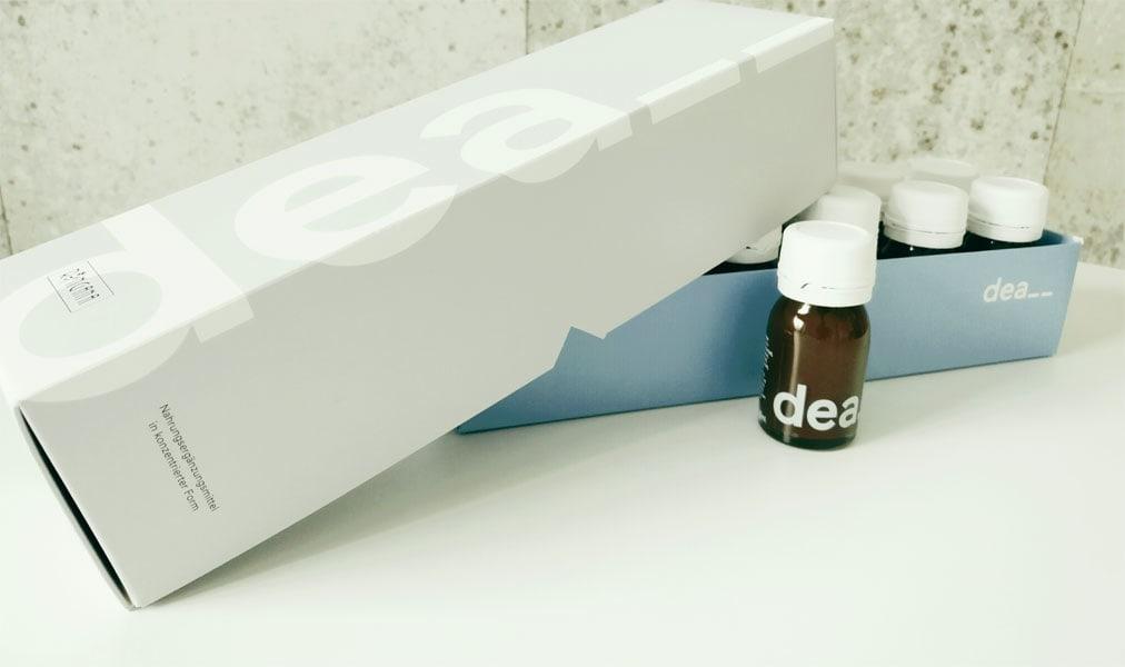 Ringana dea - zur Unterstützung von Detox-Kuren und Diäten