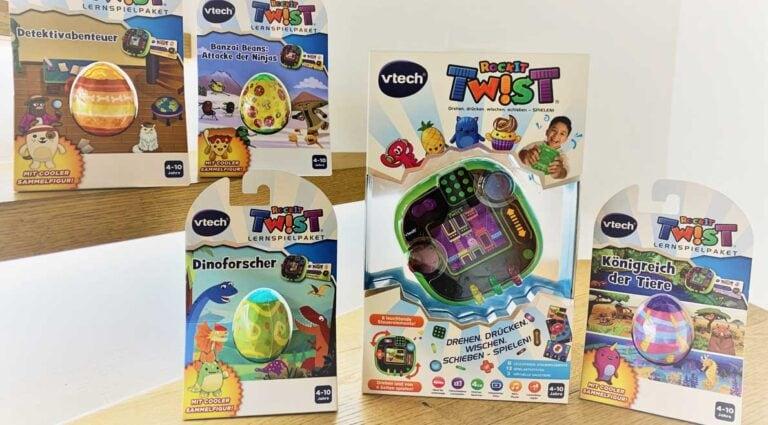 RockIt TWIST von VTech: Handheld-Konsole für die Kleinen