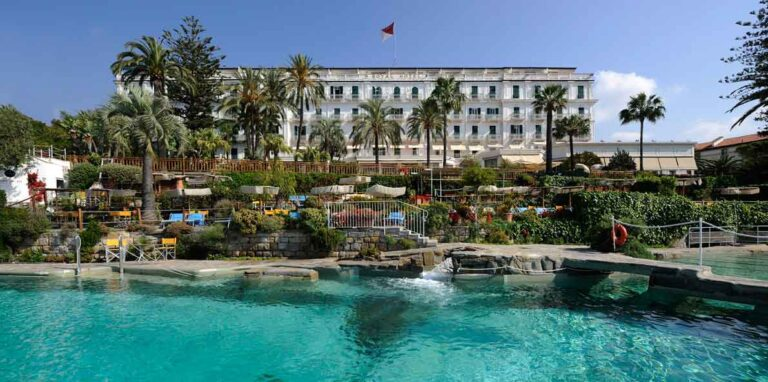 Hotel-Test: Royal Hotel in San Remo