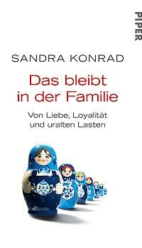 Buchrezension: Das bleibt in der Familie; Bildquelle: Piper Verlag