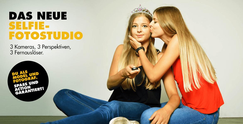 Saycheeze - das Selfie-Studio