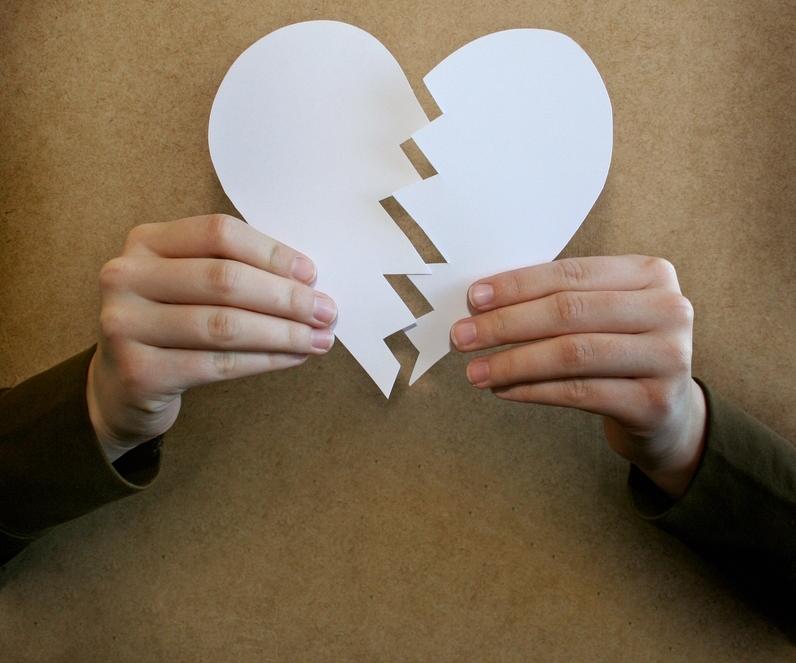 Irrtümer rund um Scheidung