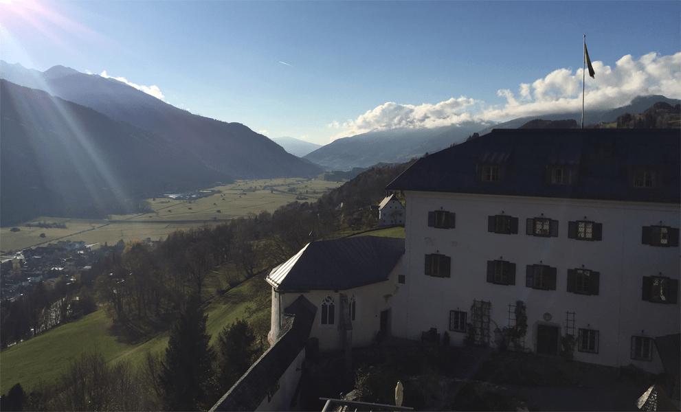 Hotel Schloss Mittersill im Women30plus-Test