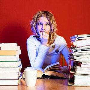 Tipps gegen Schreibblockade; ©Sandor Jackal - fotolia.com