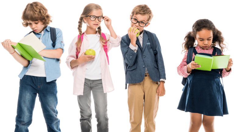 Lernprofilbestimmung für Schulkinder