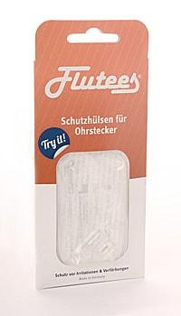 Schutzhülsen für Ohrstecker - Flutees; Bildquelle: flutees.de