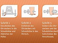 Anwendung der Flutees; Bildquelle: flutees.de