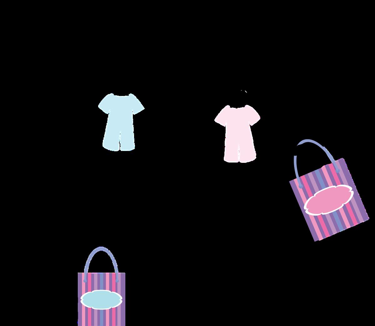 Shopping in der Schwangerschaft