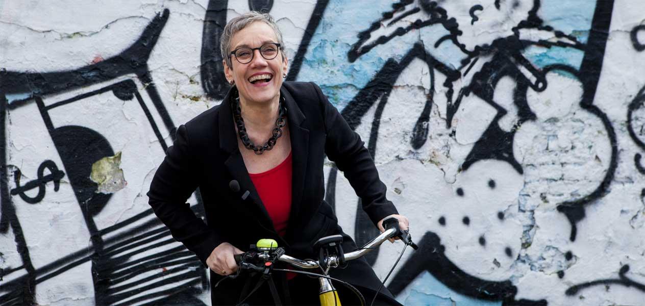 Sibylle Keupen, Oberbürgermeister-Kanditatin Aachen