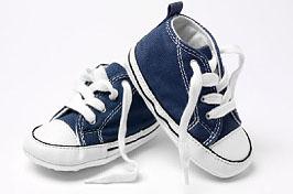 worauf ist beim ersten Schuhkauf zu achten?; Bildquelle: istockphoto, wragg