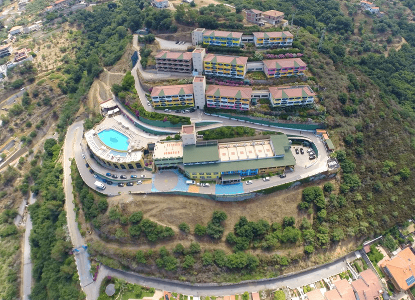 Hotel Grand Avalon Sikani Resort, Sizilien