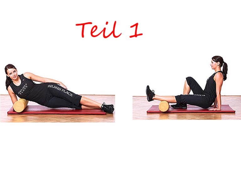 Skigymnastik Teil 1 – Stretching und Muskelaktivierung