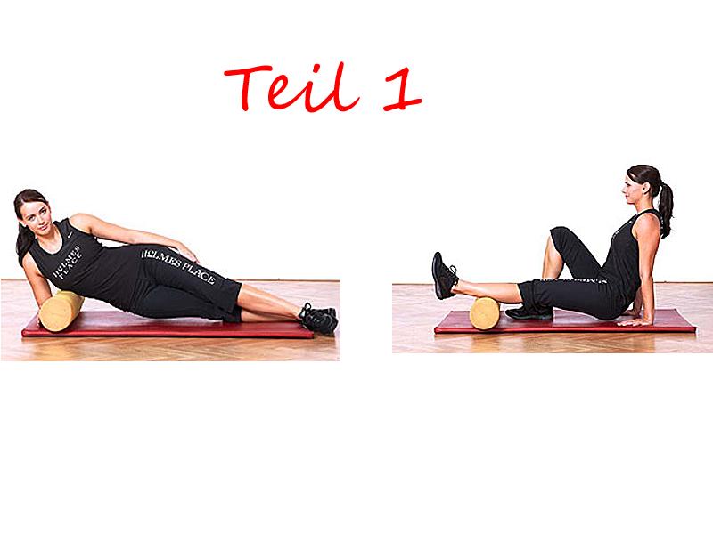 Stretching und Muskelaktivierung