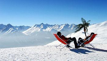 Entspannung im Skiurlaub mit Familie
