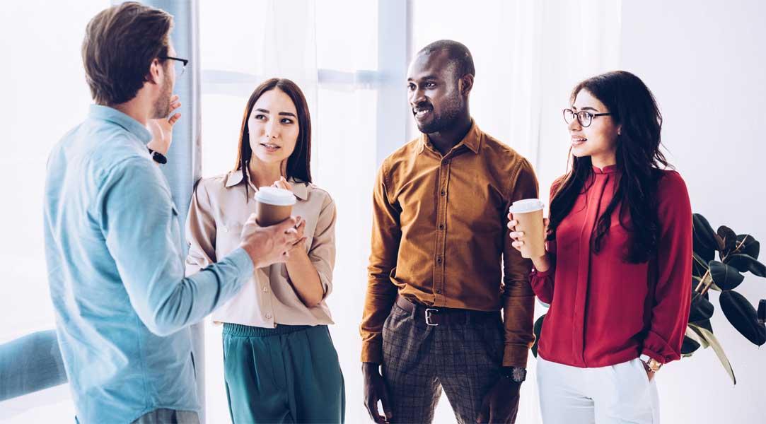 Small-Talk Tipps für ruhige Unternehmerinnen