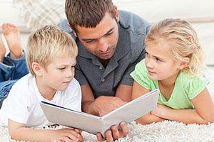 So wird dein Kind zur Leseratte; © WavebreakMediaMicro - Fotolia.com