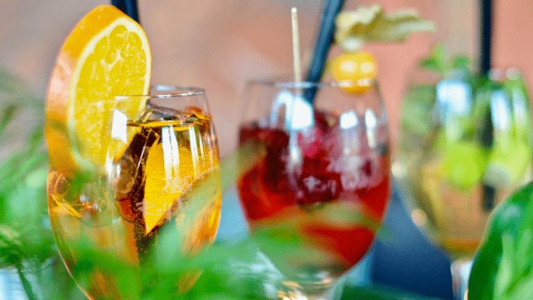 Sommerdrinks im Trend
