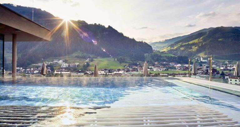 Spa Review: Das Edelweiss Salzburg Mountain Resort