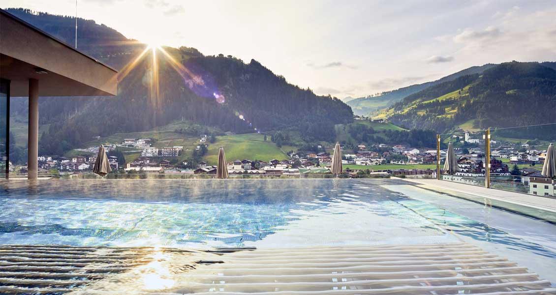 Spa Review: ein Tag im Day Spa des Edelweiss Salzburg Mountain Resorts.