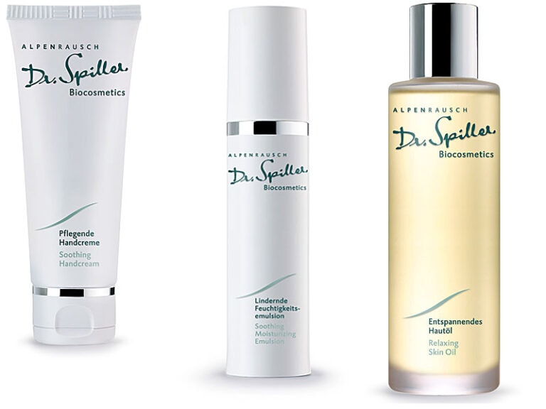 Beauty-Test: Dr. Spiller Biocosmetics
