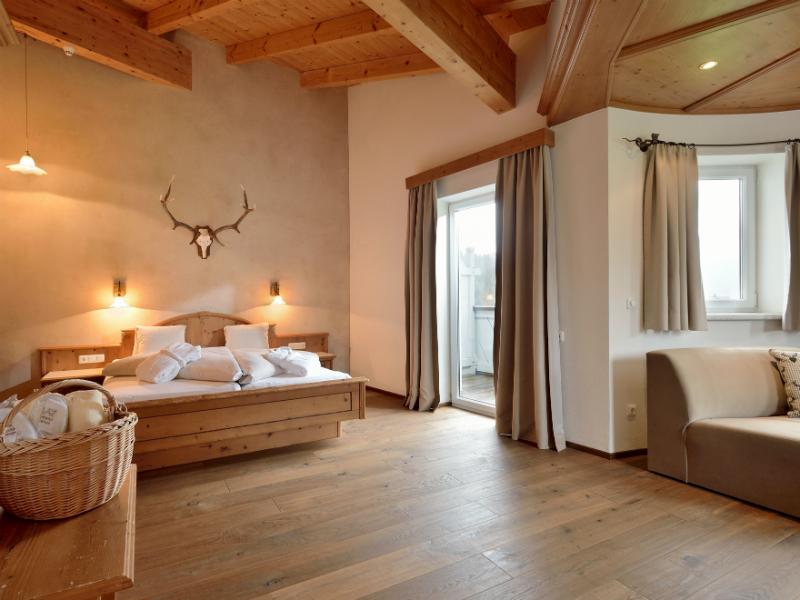 Die Zimmer im Sporthotel Achensee