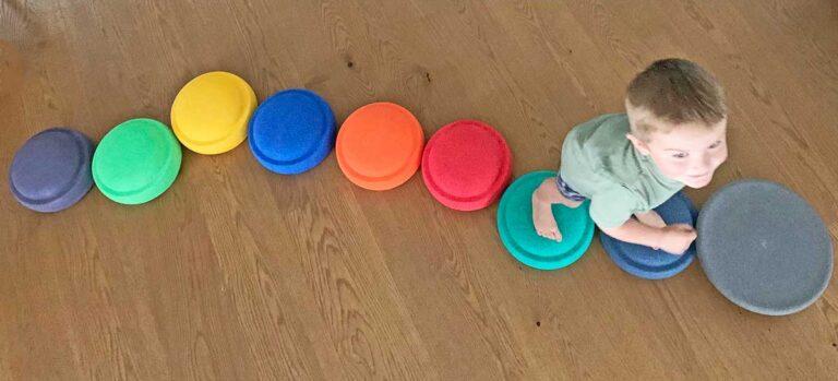 Stapelstein - der multifunktionale Spielbaustein